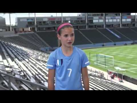#BandTogether / Making Of Alex Morgan
