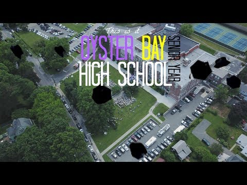 OYSTER BAY HIGH SCHOOL: SENIOR YEAR VLOG | This Is It pt1