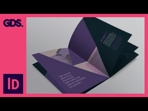 Booklet printing as PDF in InDesign Ep13/15 [Multimedia design course - Print]