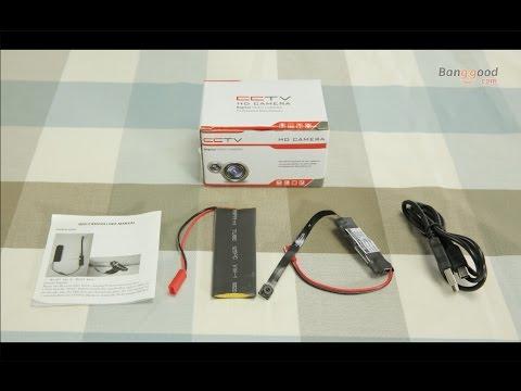 Mini Wifi IP Module Camera for Android iOS PC