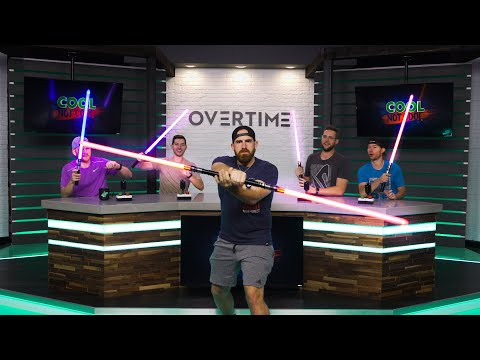 Lightsaber Accident Overtime 13 Dude Perfect