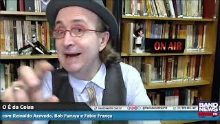Reinaldo Azevedo: É dando que se recebe contra o comunismo