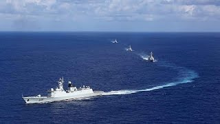 How China's navy has branched out from traditional defense functions