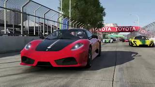 Forza Motorsport 6 Me Failing