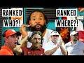 10 Takeaways From Preseason AP College Football Top 25 Rankings