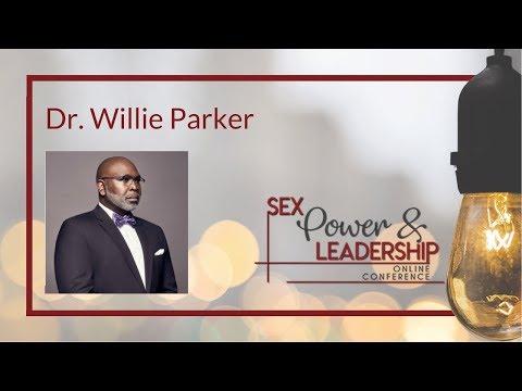 Sex, Power, & Leadership Conference 2018: Dr. Willie Parker