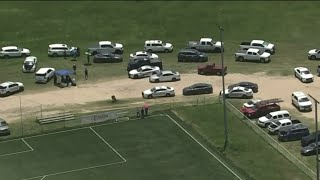 Pregnant woman, man shot and killed during soccer tournament
