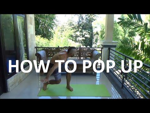NextLevel Surfcamp Bali -  Surfing Pop up Tutorial