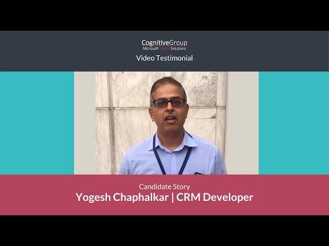 Microsoft Talent Solutions   Yogesh Chaphalkar's Story