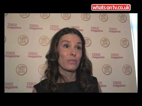 Tana Ramsay wins Tesco Mum of the Year
