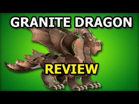 GRANITE DRAGON Dragon City Recruitment Tavern Level Up Fast