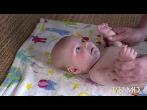 How to Give Your Baby a Massage | WebMD