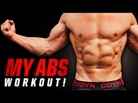 My ABS Workout! | HOW I GOT MY SIX-PACK!