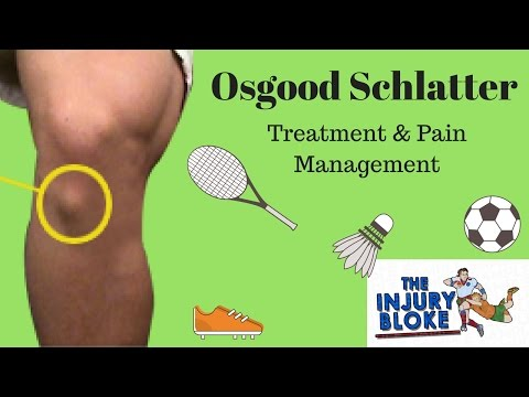 Osgood Schlatter - Youth knee pain explained