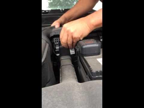 Kia air filter