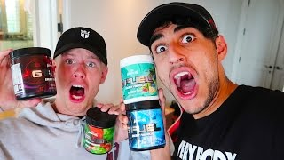 GUESS THAT GAMMA CHALLENGE!! (CRAZY COMEBACK)