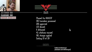 Learning, Please - Papers Please