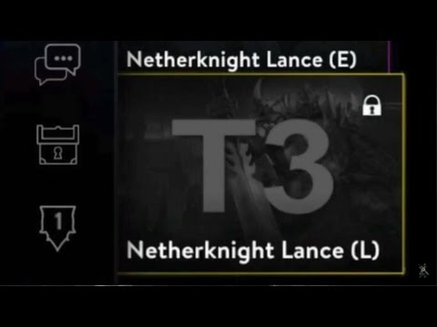 Vainglory - 2.5 Update NETHER KNIGHT LANCE (L) GAMEPLAY!!