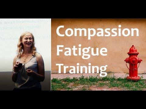 Compassion Fatigue Courses