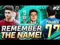 REMEMBER THE NAME 2 Scott Pollock FUT Series FIFA 19 Ultimate Team