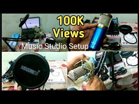 HOW TO SETUP MUSIC STUDIO