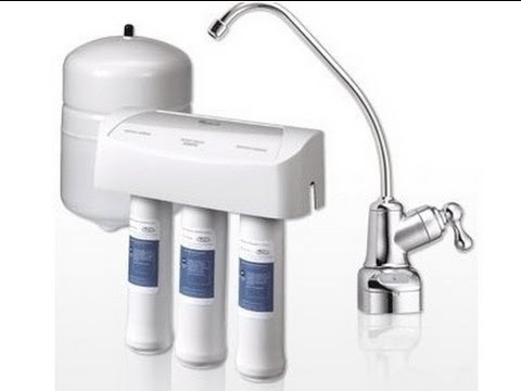 How to replace reverse osmosis filter - changing Whirlpool WHER25 cartridges RO membrane