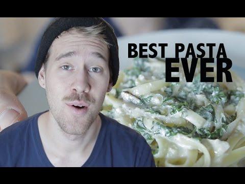 Vegan Fettuccine Alfredo | How To