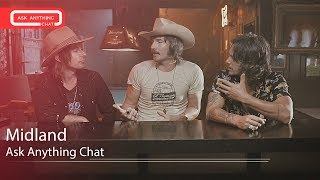 Midland Talk About Their Nudie Suits & Cam