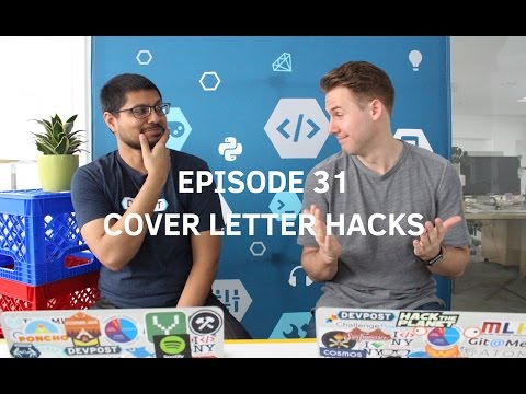The Commit, Episode 31 | Cover letter hacks