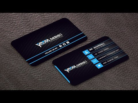 Latest Business card Design with Download .Cdr file