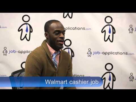 Walmart Interview - Cashier