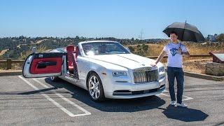 INSANE $408,000 ROLLS ROYCE DAWN!!