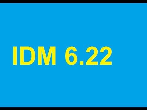 Internet Download Manager Full (IDM) 6.22 mới nhất 05/02/2015