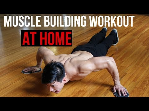 Upper Body Workout at Home