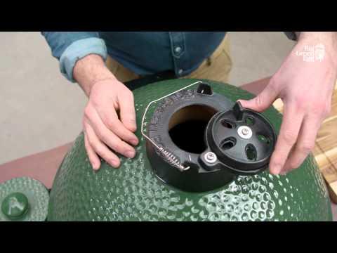 Big Green Egg Instructions - Temperature control