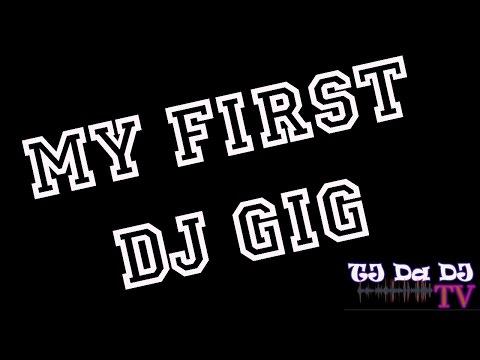 Talking about My First DJ Gig! (TJ da DJ TV)