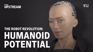 The Robot Revolution: Humanoid Potential   Moving Upstream