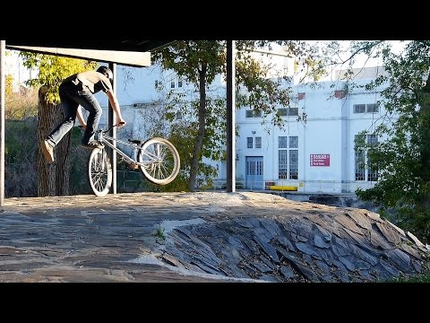 The Typical Fall mtb/bmx Street day-session in Renfrew