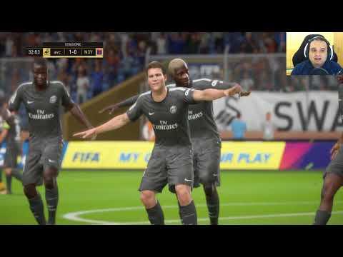 FIFA 18 FUT - LA SQUADRA ECONOMICA DI NYKK3 - GAMEPLAY ITA