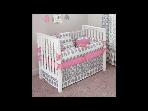 Baby Cot Quilt And Bumper Sets