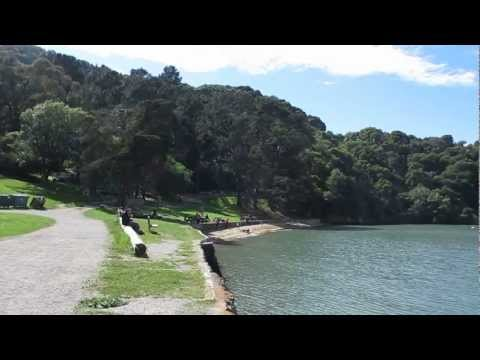 Angel Island State Park Ayala Cove San Francisco Bay California