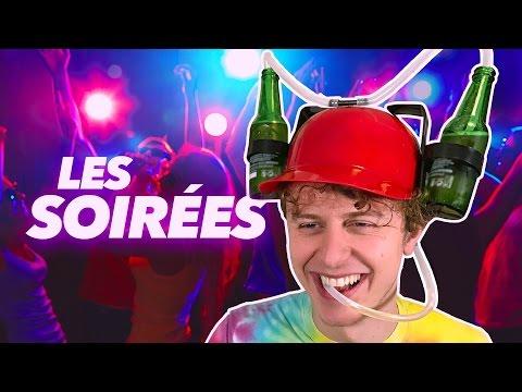 NORMAN - LES SOIRÉES !