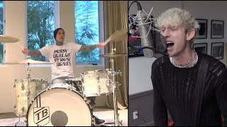 Machine Gun Kelly & Travis Barker - Misery Business (Paramore Cover)