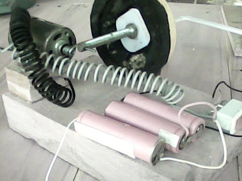 How to make a powerful air pump at home   very very strong