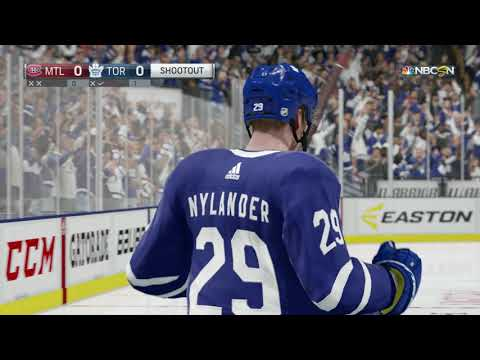 NHL 18: Shootout Live Commentary #3