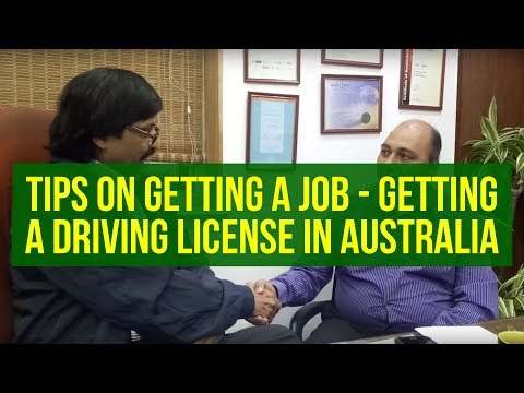 Importance of a Drivers License in Australia