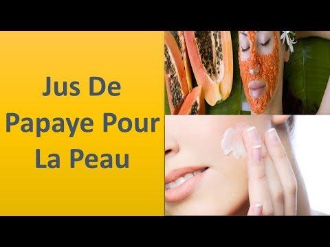 Comment utiliser le jus de papaye pour la peau - Astuces d'utilisation pour la peau Jus de Papaye