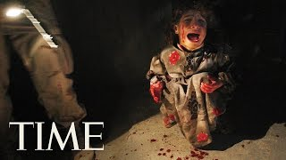 Tragedy In Iraq: Behind Chris Hondros