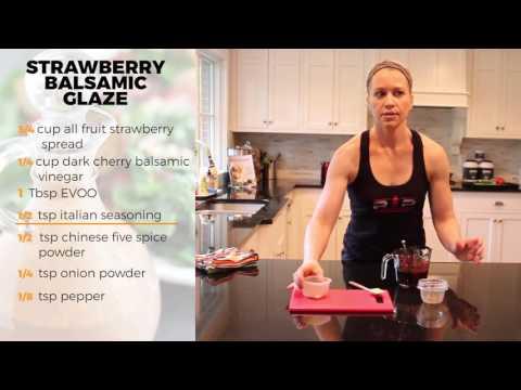 Strawberry Balsamic Glaze- RP Kitchen with Lori Shaw