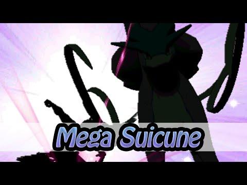 Mega Suicune - Pokemon 3DS Hack